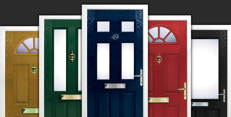 composite doors Sheffield